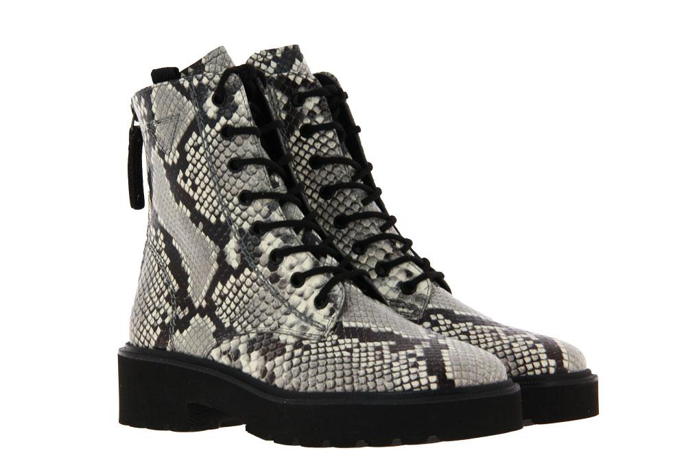 Paul Green ankle boots MAMBA CITY KID PEBBLE BLACK