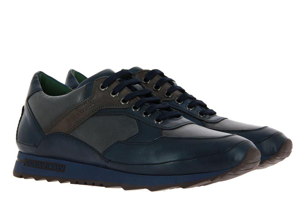 Galizio Torresi sneaker FOULARD BLUE SMOKE
