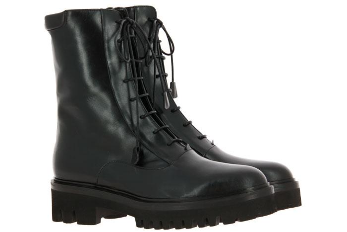 Truman`s ankle boots VITELLO NERO NAPPA NERO