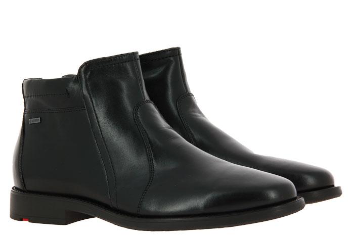 Lloyd ankle boots lined VELTLIN GLOVE NAPPA SCHWARZ