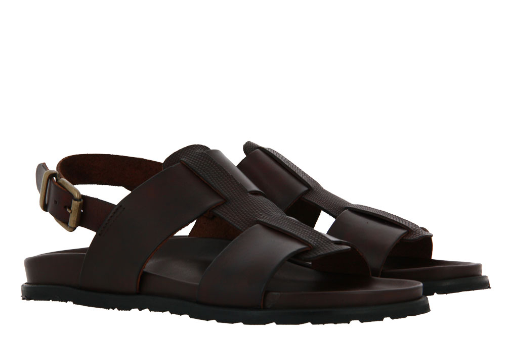 Emozioni sandals LEATHER BROWN 530