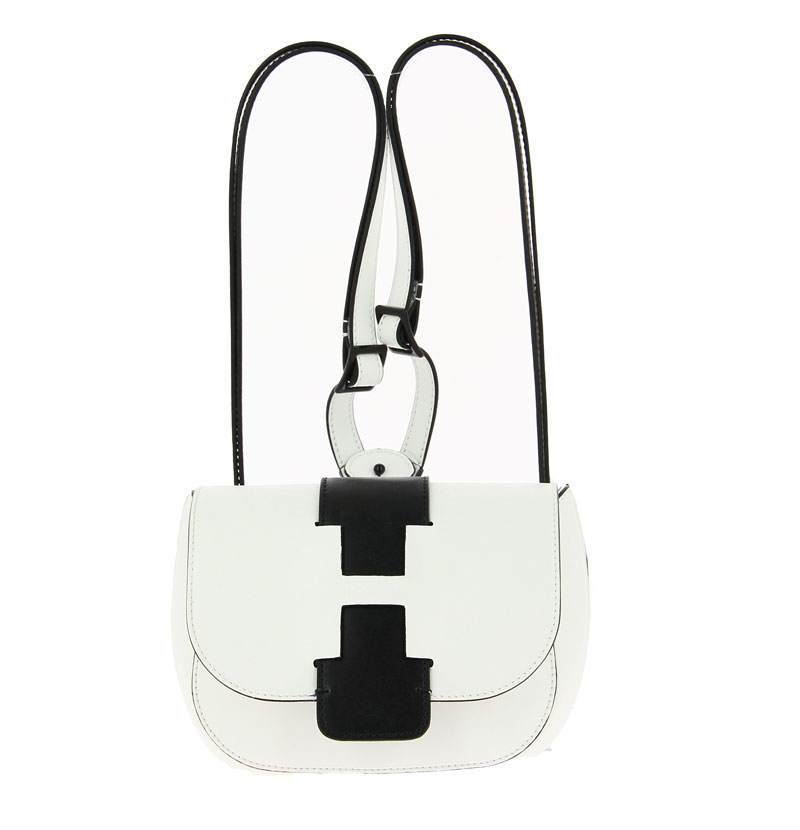Hogan backpack/belt bag MARSUPIO WHITE