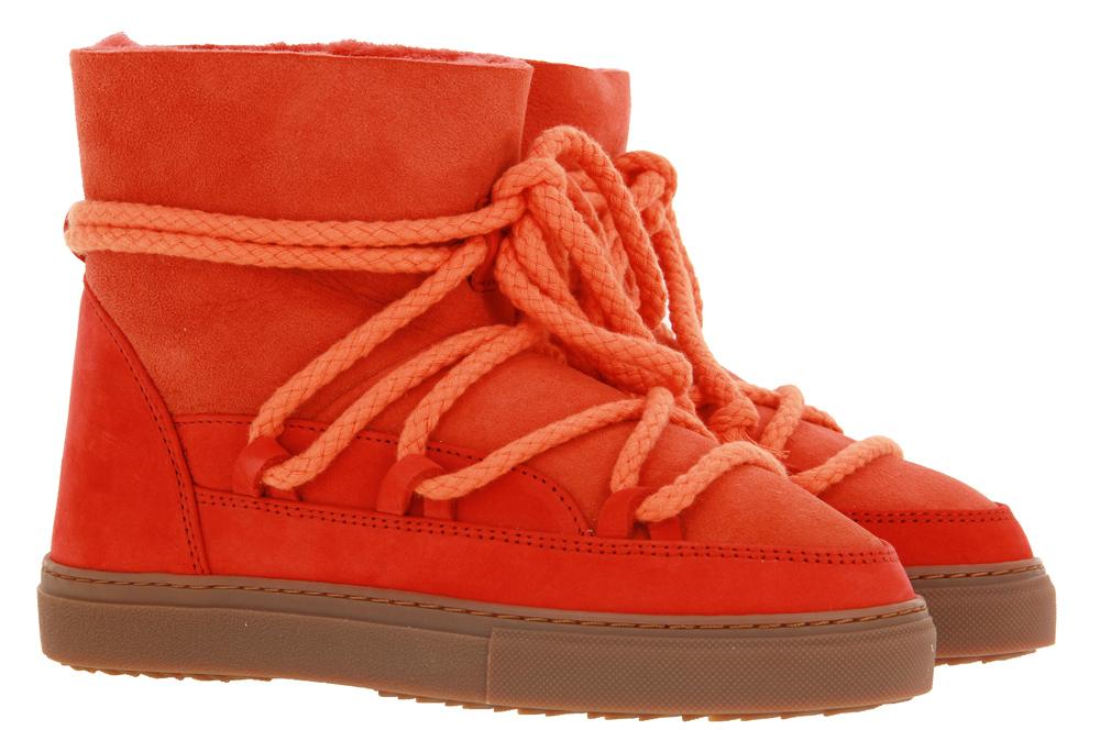 INUIKII sneaker boots lined CLASSIC NUBUK SALMON