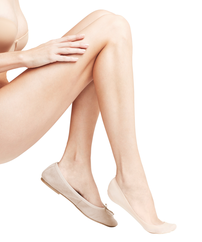 FALKE Seamless Step ladies ankle socks POWDER