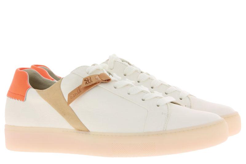 Paul Green PURE sneaker NAPPA NUBUK OFFWHITE DAKAR