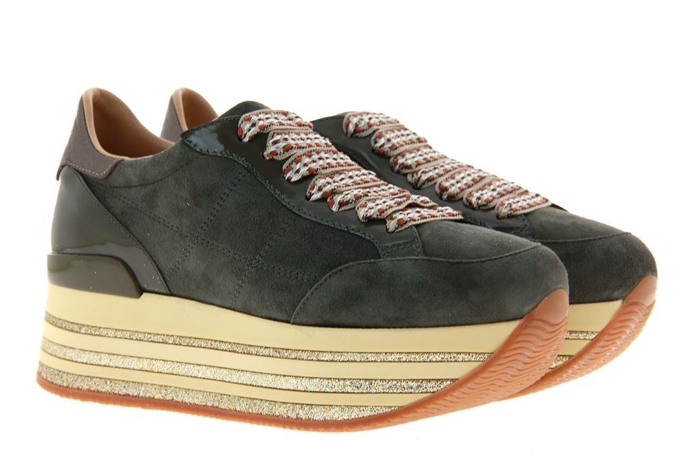 Hogan sneaker MAXIP MICRO GLITTE STITCHING