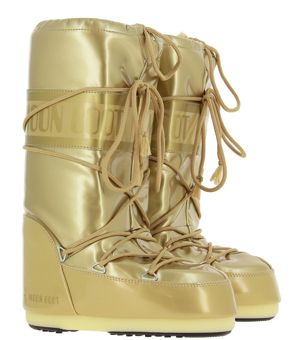 Moon Boot Vinile METALLIC GOLD