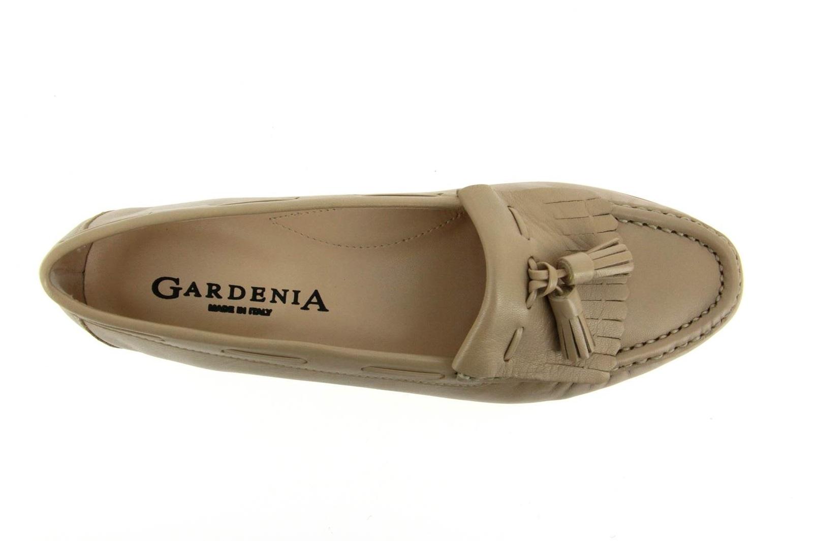 Gardenia moccasin NAPPA MALTO