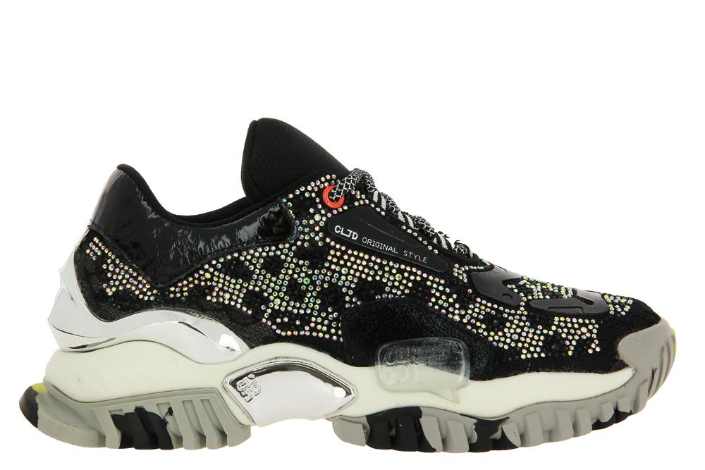 CLJD sneaker BLACK 1004