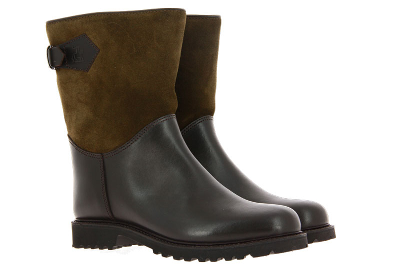 Ludwig Reiter boots lined SENNERIN VELOUR OLIV