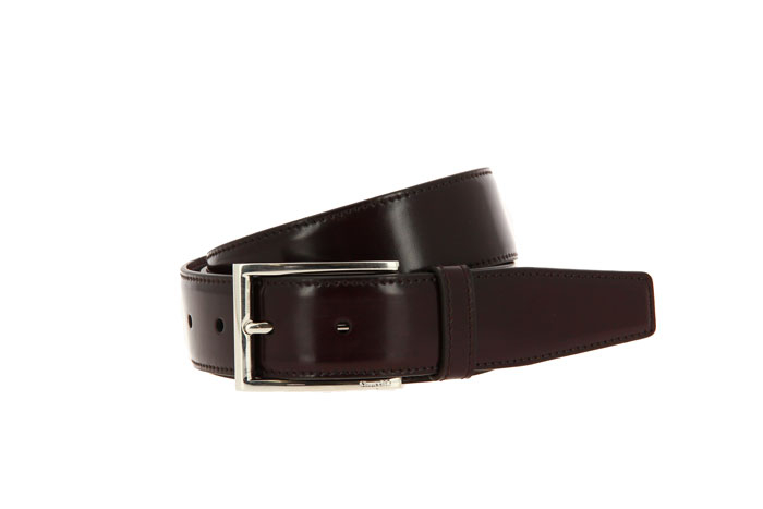Church's belt POLISHBINDER BURGUNDY
