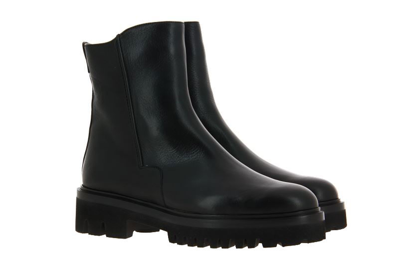 Truman´s ankle boots lined RODEO NERO