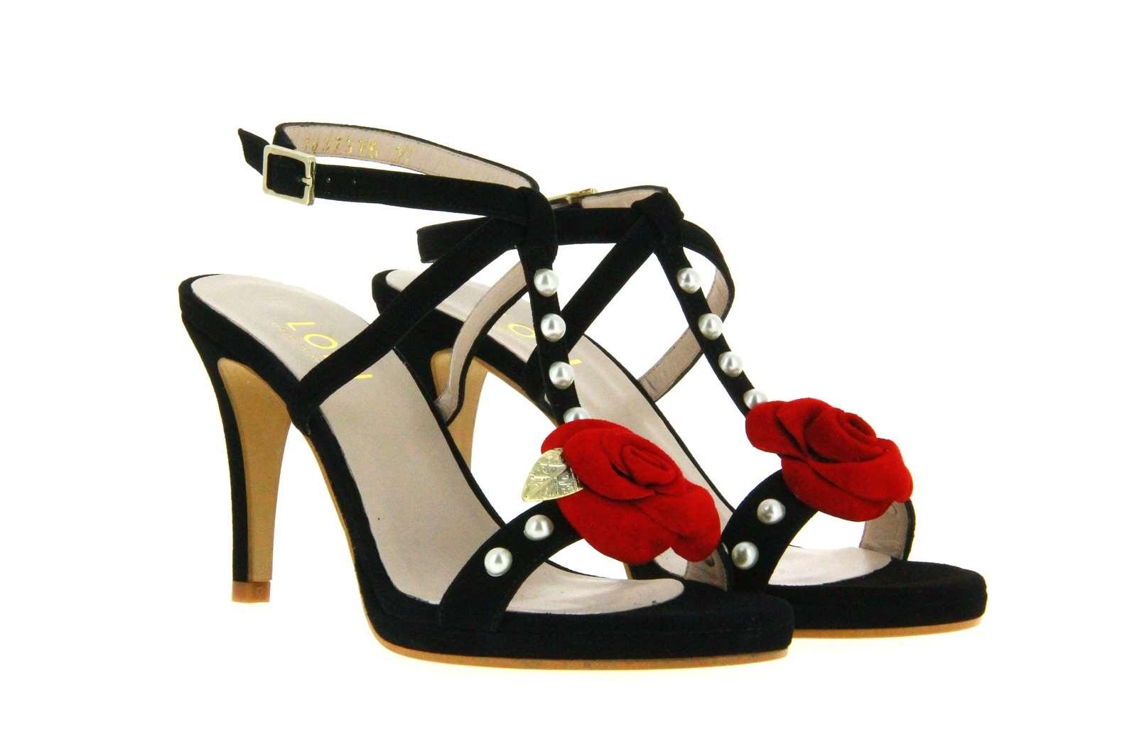 Lodi sandal MURIETA ANTE NEGRO