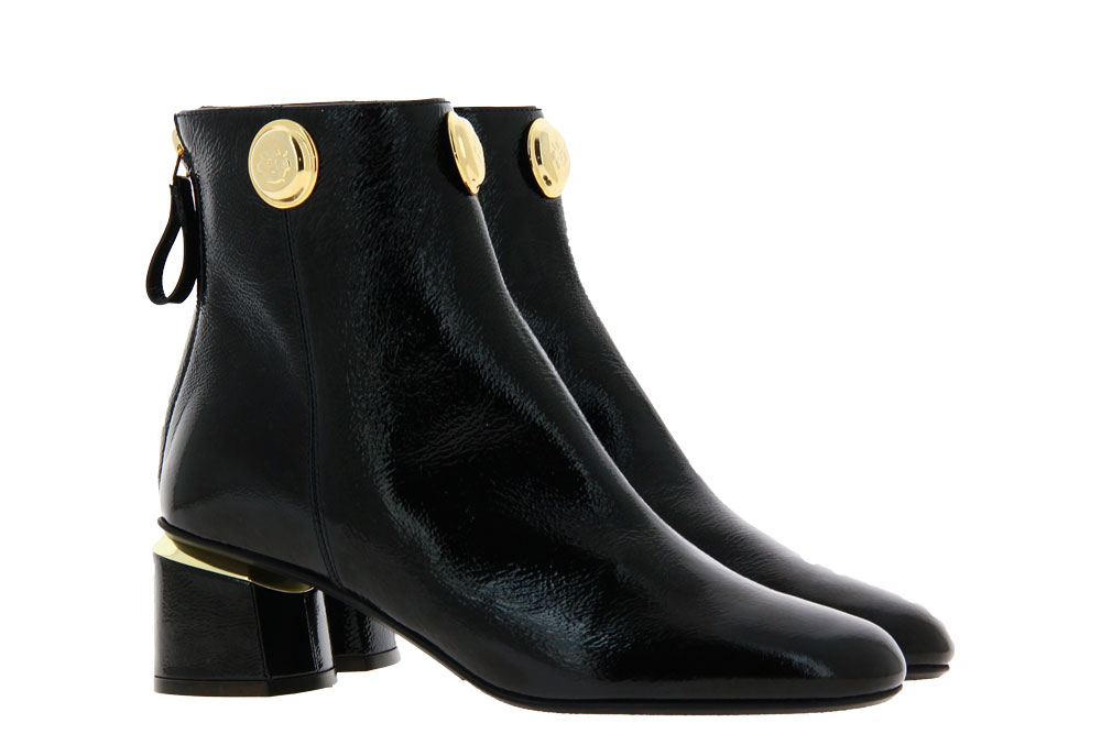 Zocal ankle boots NAPLACK NERO