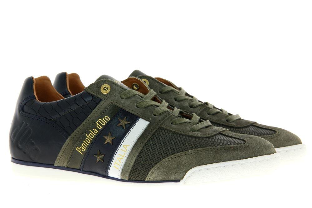 Pantofola d´Oro sneaker IMOLA CROCCO UOMO LOW OLIVE