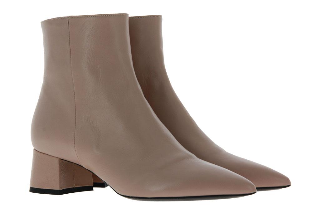 Prezioso Shoes ankle boots NAPPA CARNE