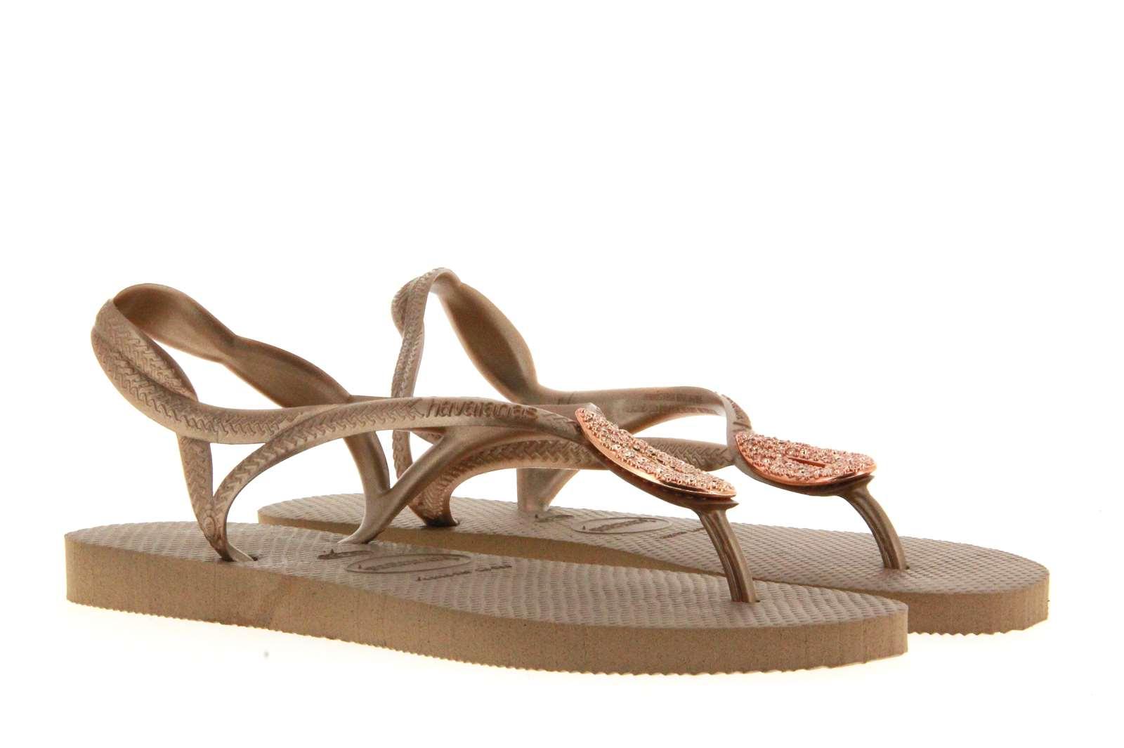 Havaianas toe sandals LUNA SPECIAL ROSE GOLD