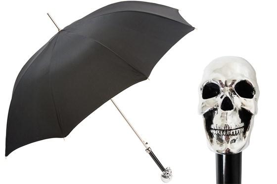 Pasotti Regenschirm OXFORD SKULL