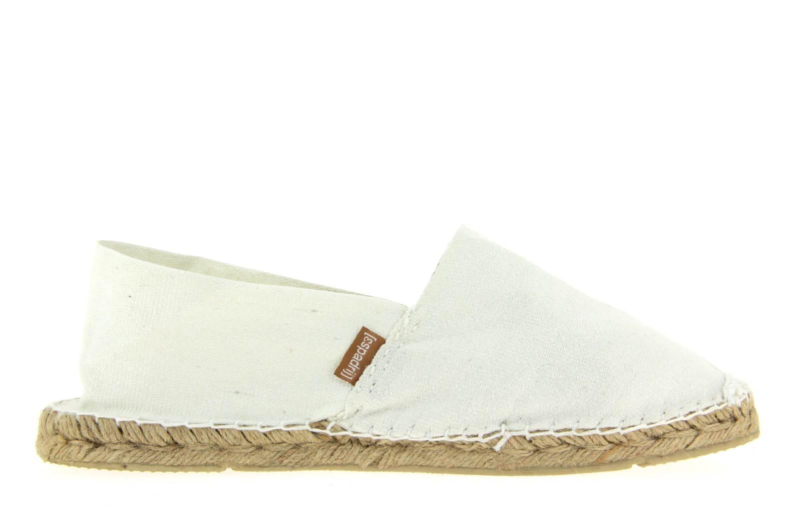 Espadrij l´original HANDMADE - Espadrilles - blanc (45)