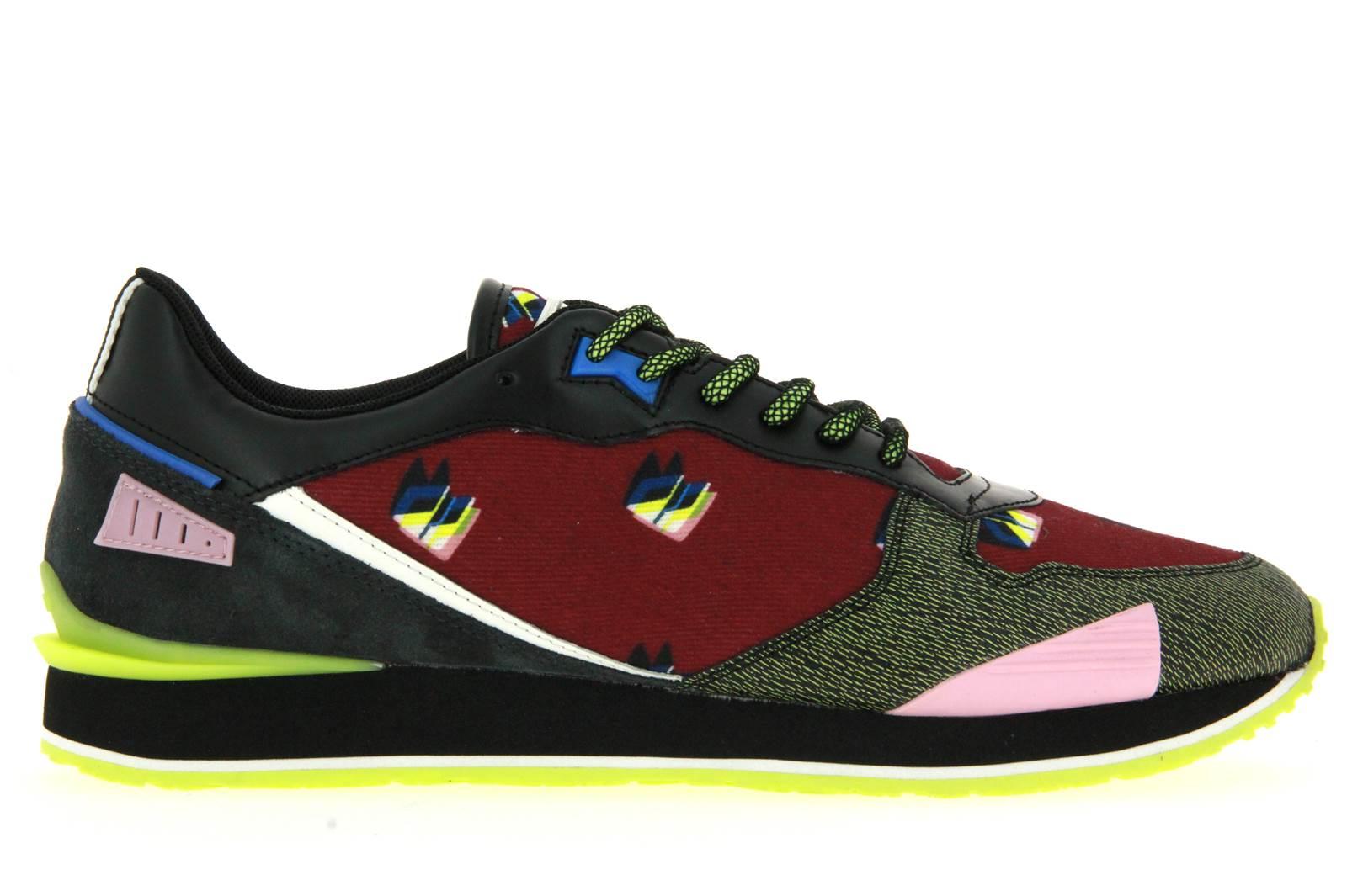 Kenzo Sneaker RUNNING SHIFTED BORDEAUX  (41)