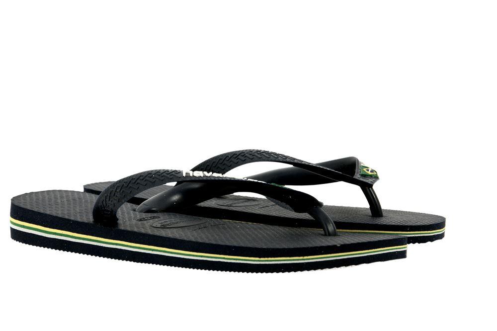 Havaianas toe sandals MEN BRASIL LOGO BLACK