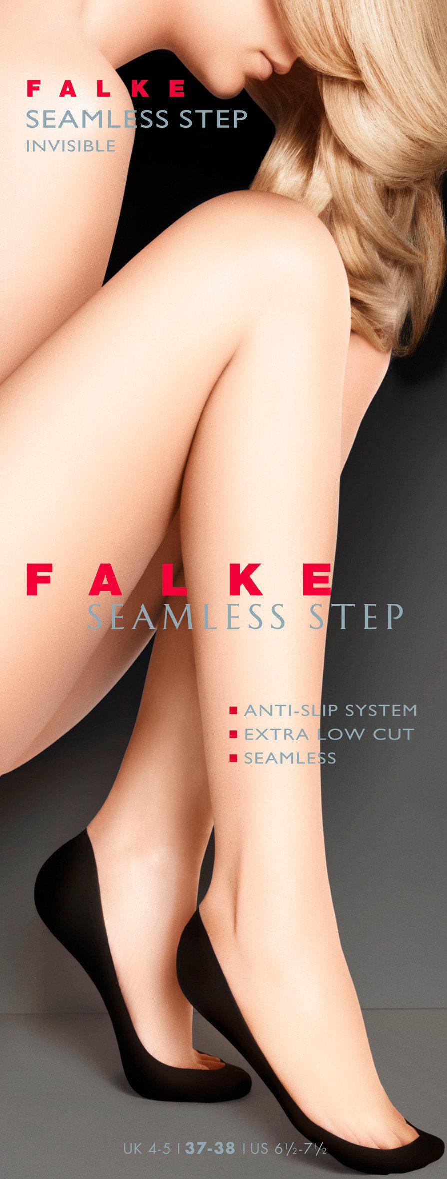 FALKE Seamless Step ladies ankle socks CRYSTAL