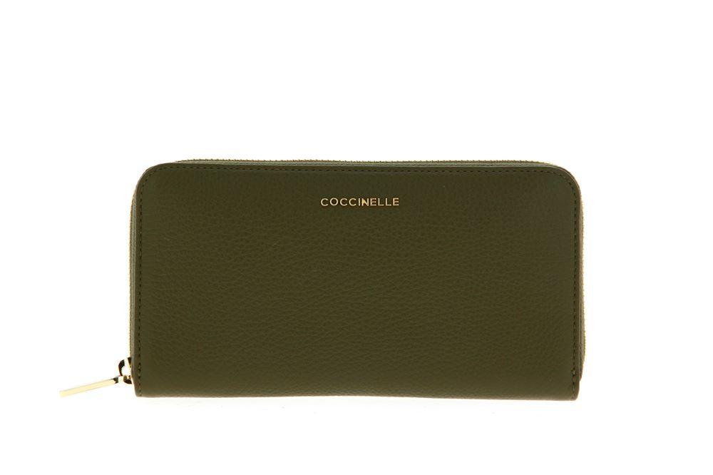 Coccinelle wallet VITELLO EVERGREEN