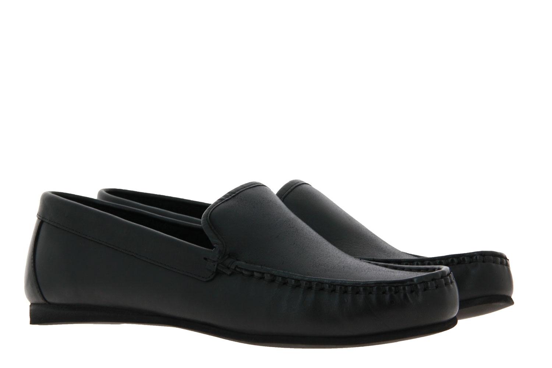 Fortuna house shoe JACK AGO NAPPACALF PORO BLACK