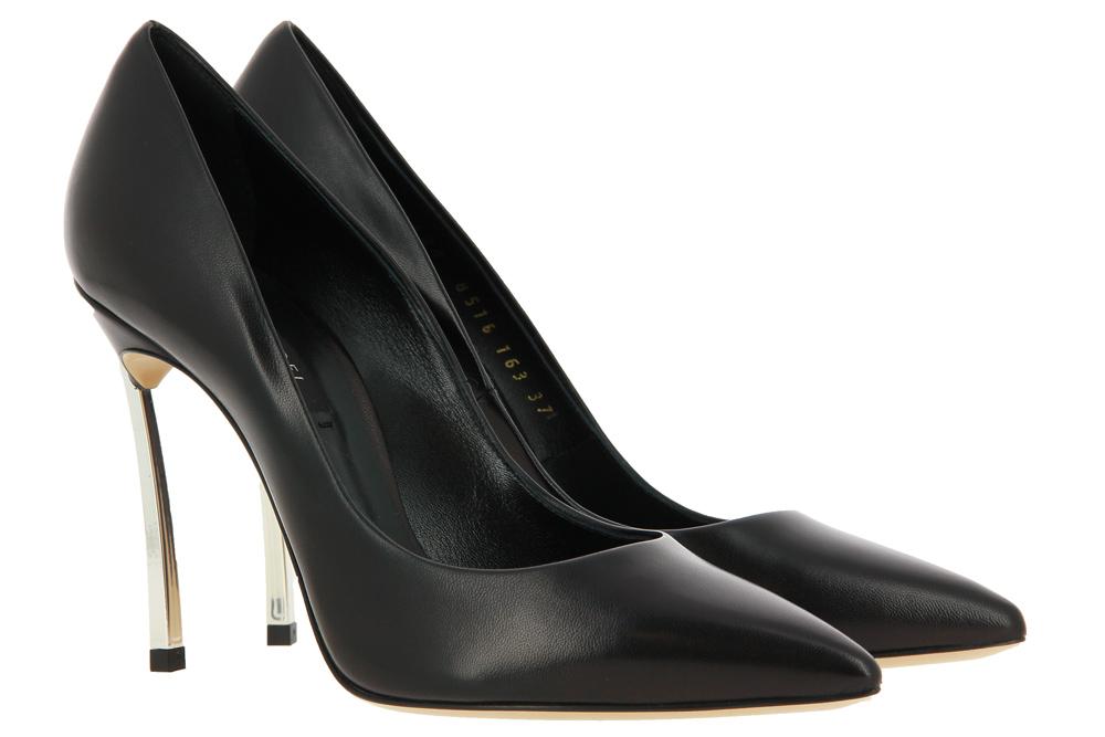Casadei high heels BLADE PELLAME MINORCA NERO