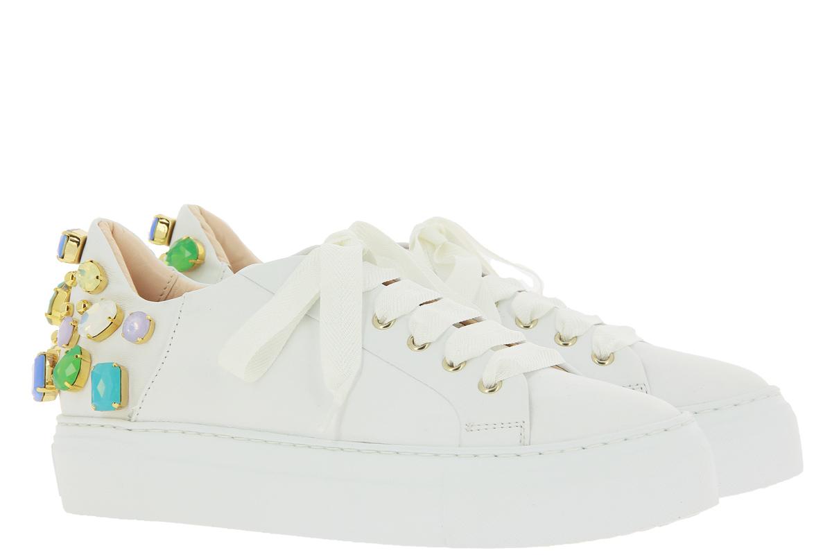 AGL Attilio Giusti Leombruni Sneaker STONE WHITE MULTICOLOR