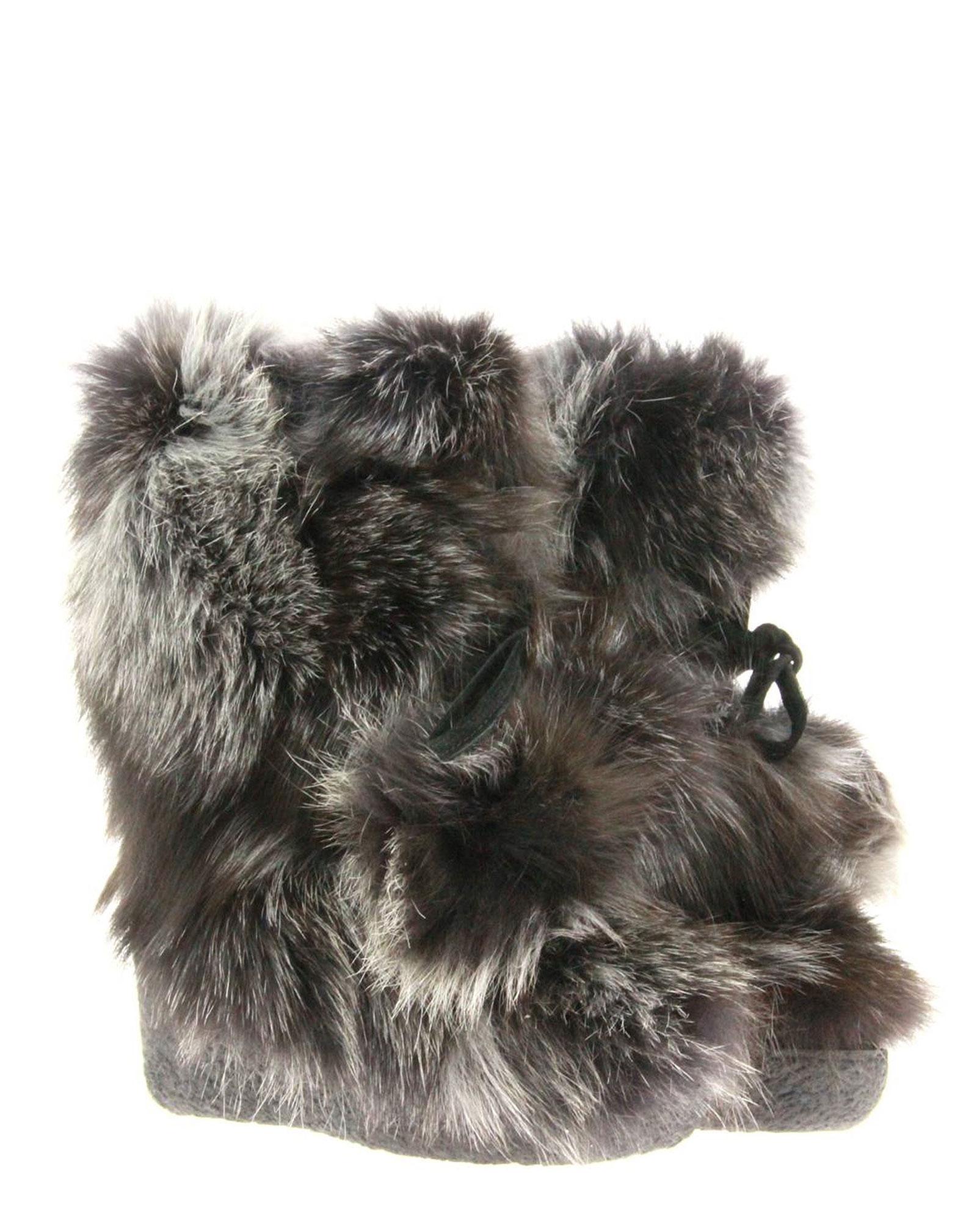 Diavolezza fur boots MATILDA FOX