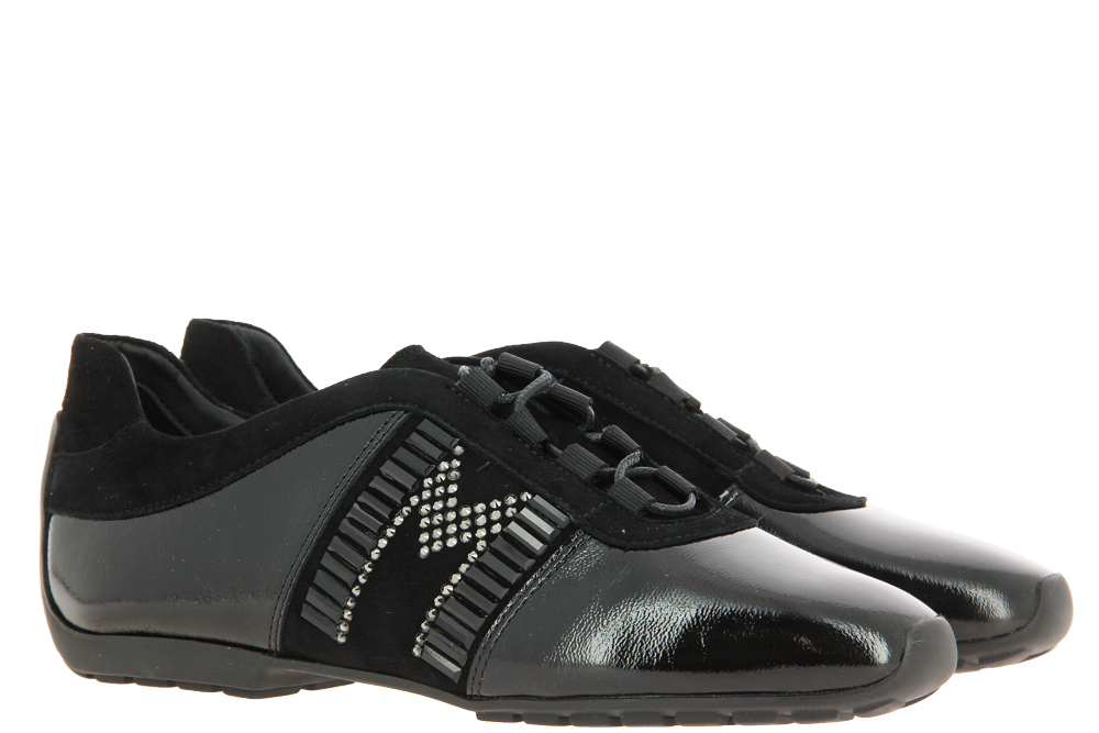 Mania sneaker lined CLAUDIA LACK SWAROVSKI