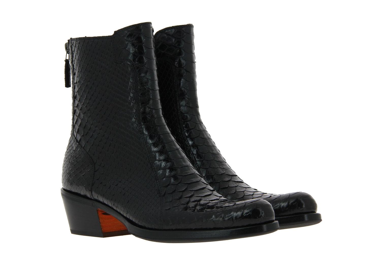 Benson´s ankle boots PITONE NERO