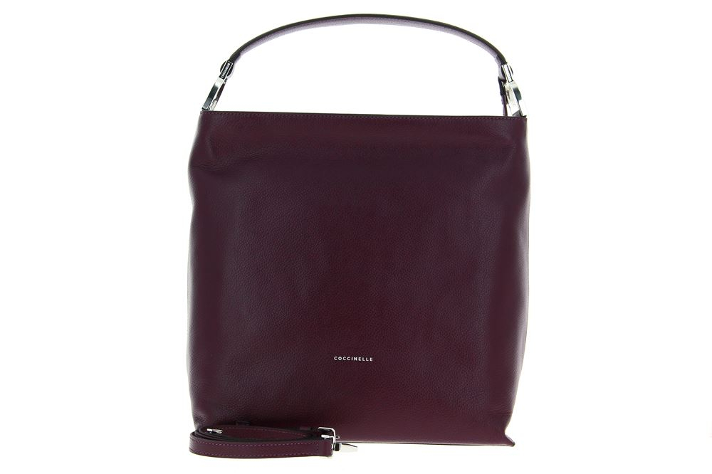 Coccinelle bag VITELLO PLUM