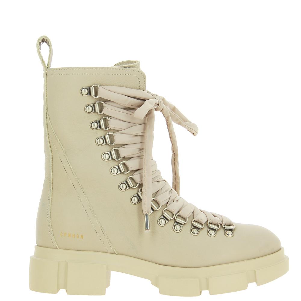 Copenhagen lace-up boots CPH559 VITELLO NATURE