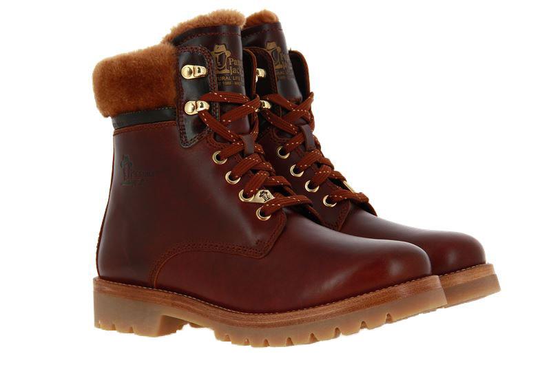 Panama Jack ankle boots lined IGLOO BROOKLYN B1 NAPA CUERO BARK