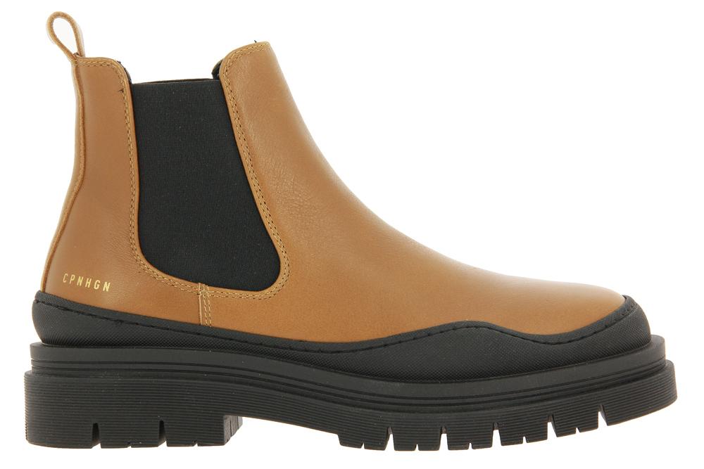 Copenhagen Studios ankle boots CPH735 VITELLO CARAMEL