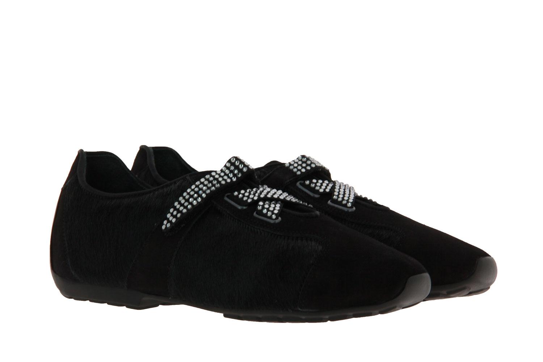 Mania sneaker PROCAR CAMOSCIO NERO