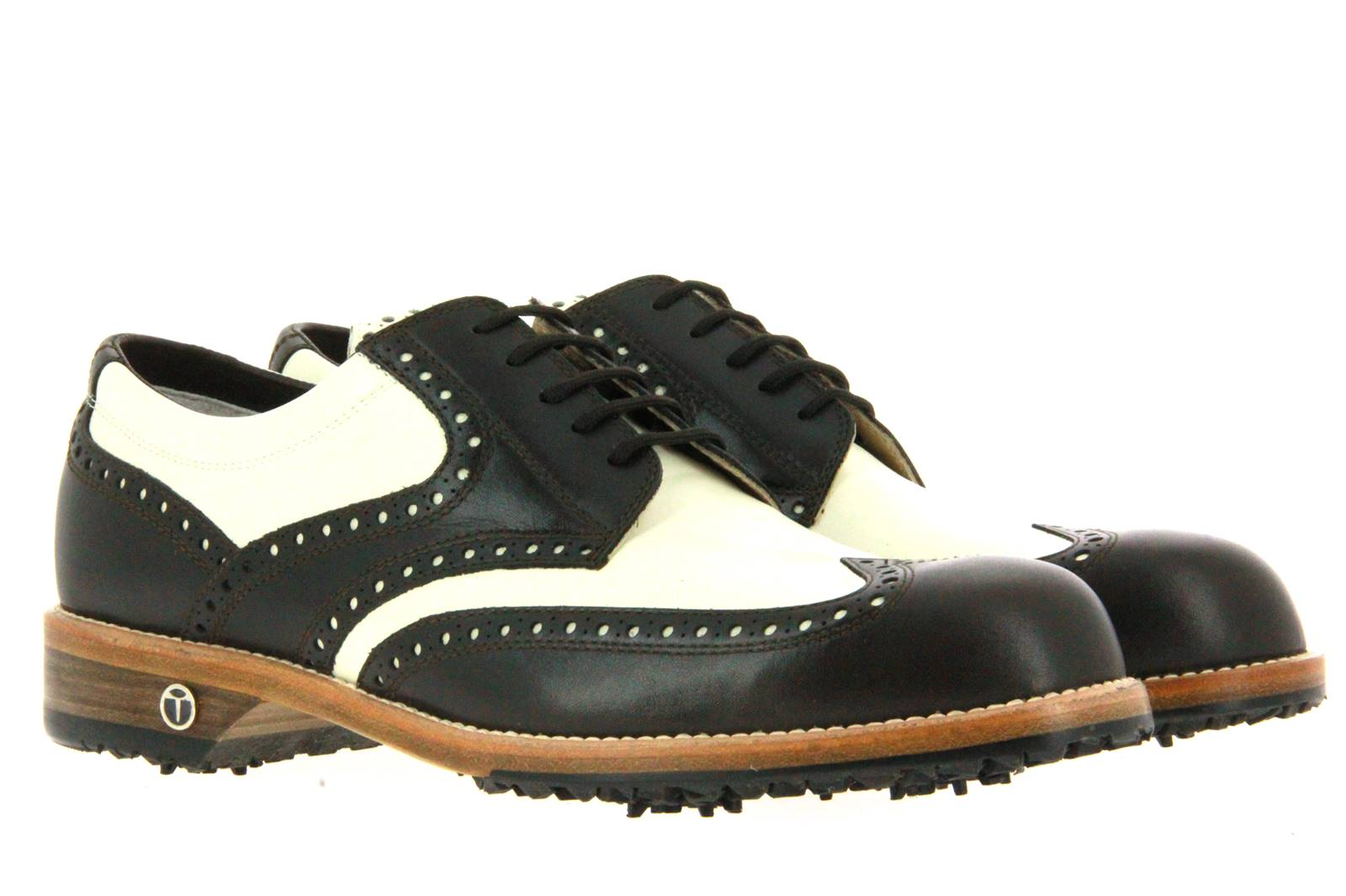 Tee Golf Shoes men's golf shoe TOMMY CHOCOLATE PICCIONE
