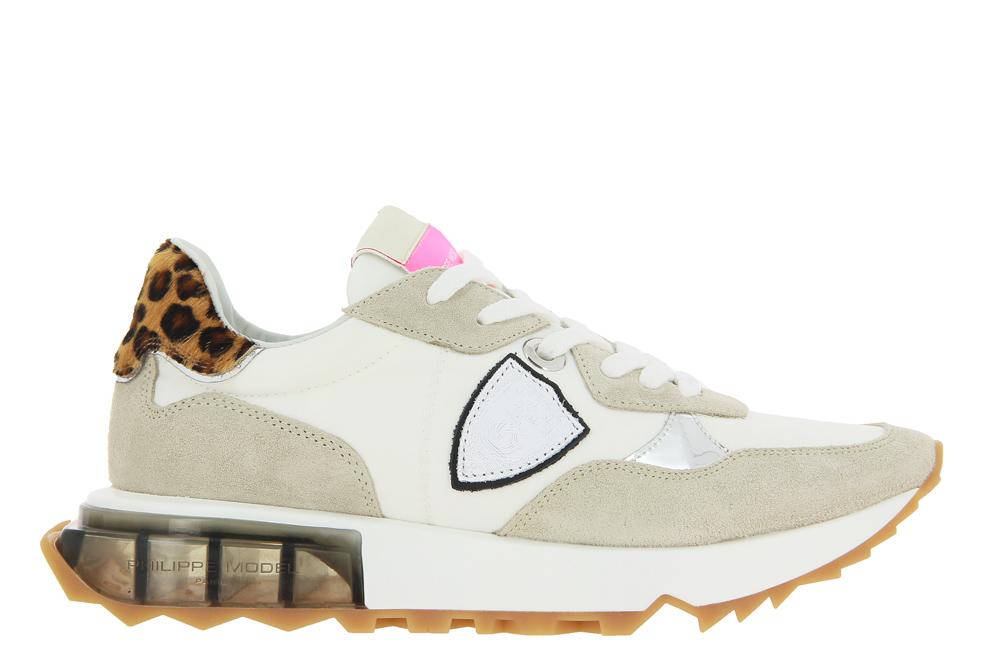 Philippe Model sneaker LA RUE ANIMALIER BLANC