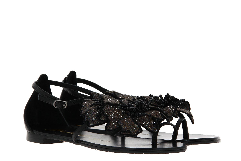 Lola Cruz sandals NEGRO BLACK