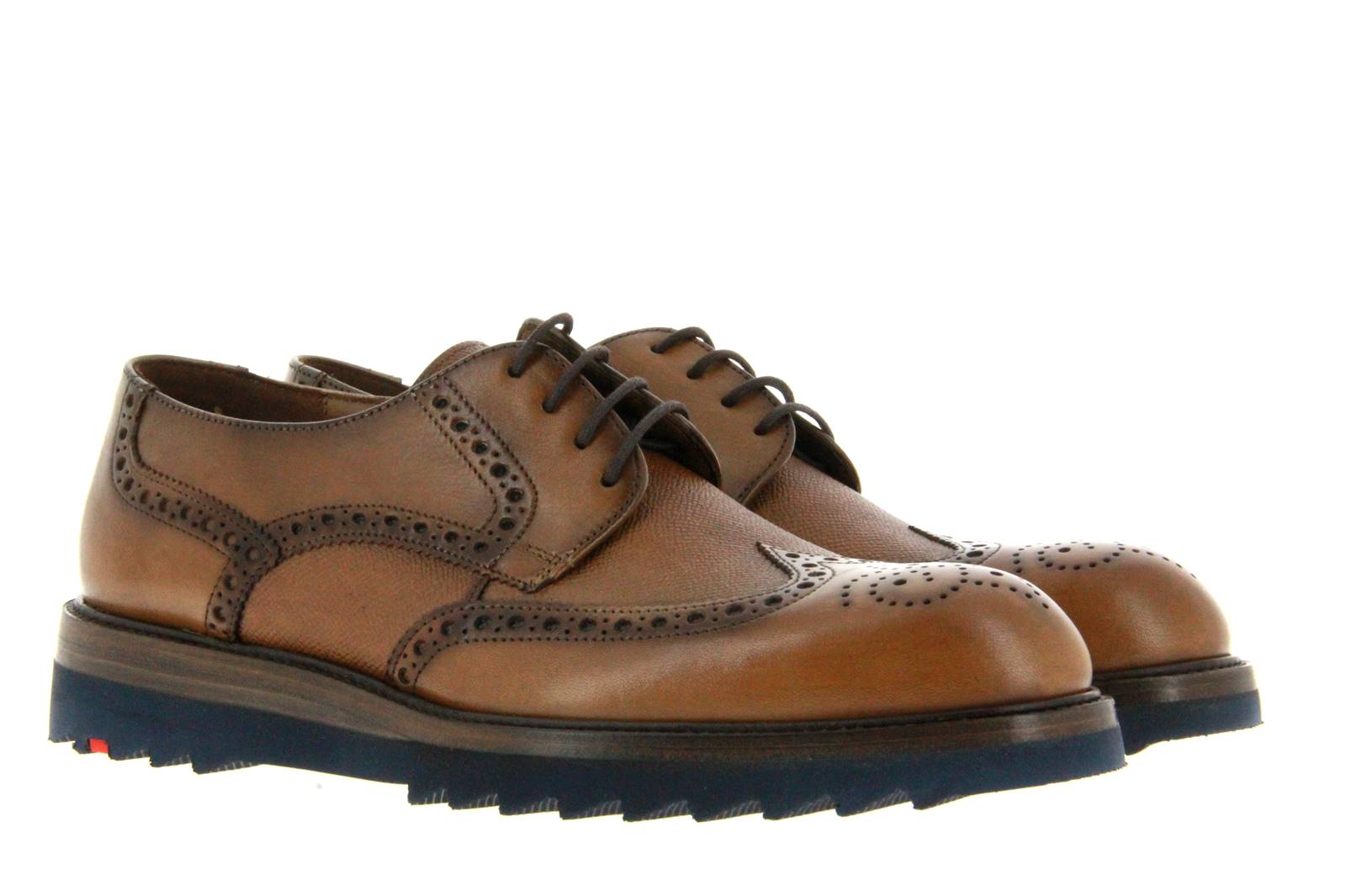 Lloyd lace-up JOOST SPLENDER CALF COGNAC