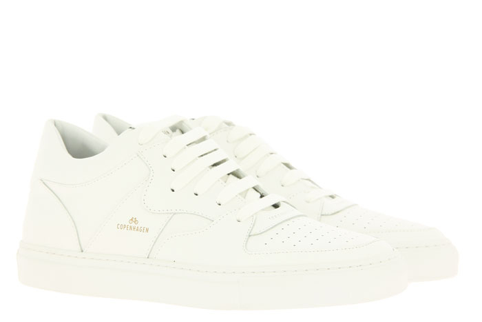 Copenhagen sneaker MAN CPH753 VITELLO WHITE