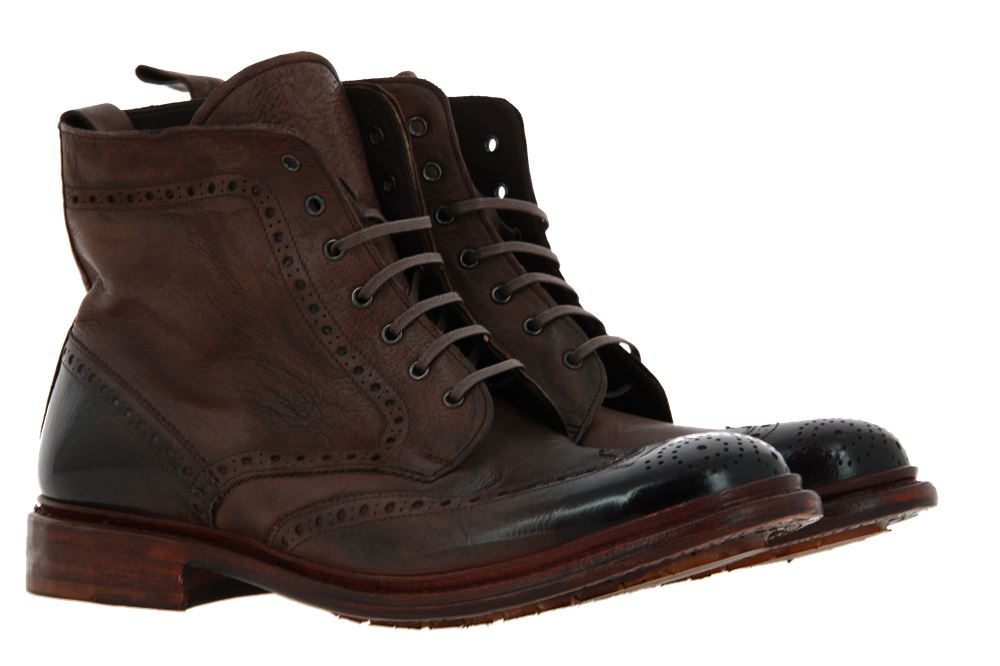 Cordwainer ankle boots COTO TODI CRUSHED TESTA