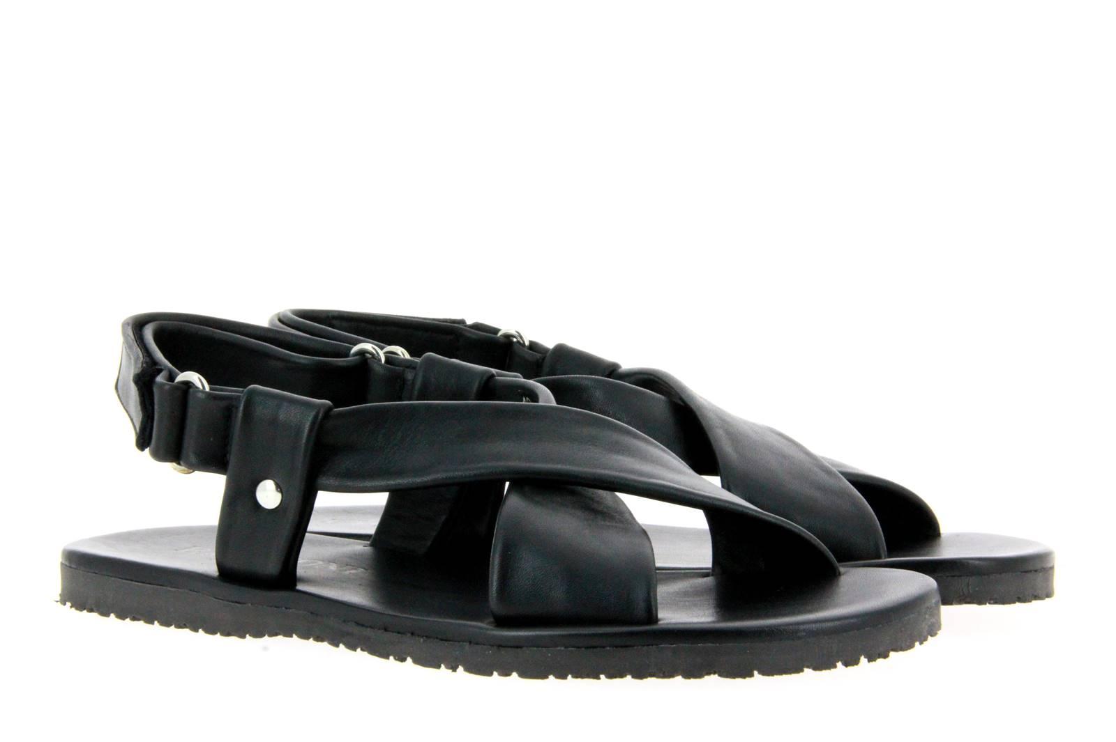 Emozioni sandal LEAHTER BLACK M5478