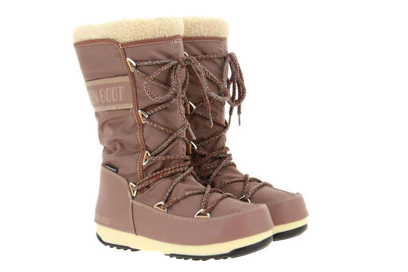 Moon Boot snow boots MONACO WOOL MUD