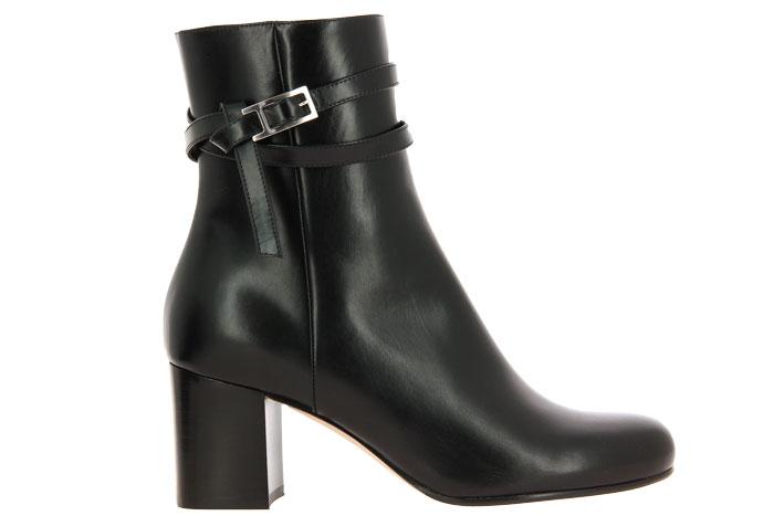 Unützer ankle boots VITELLO NERO