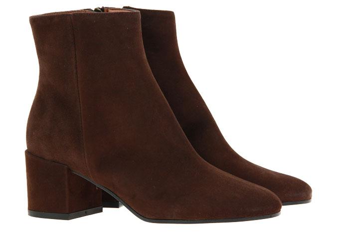 BiancaDi ankle boots CAMOSCIO CAFFE