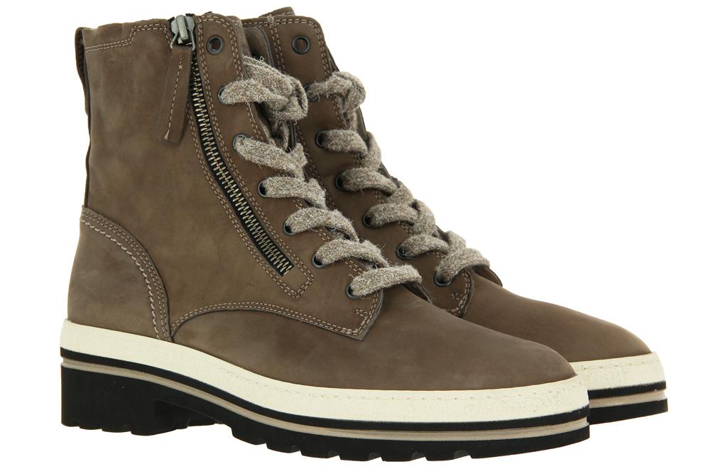 Paul Green ankle boots ROYAL NUBUK FANGO