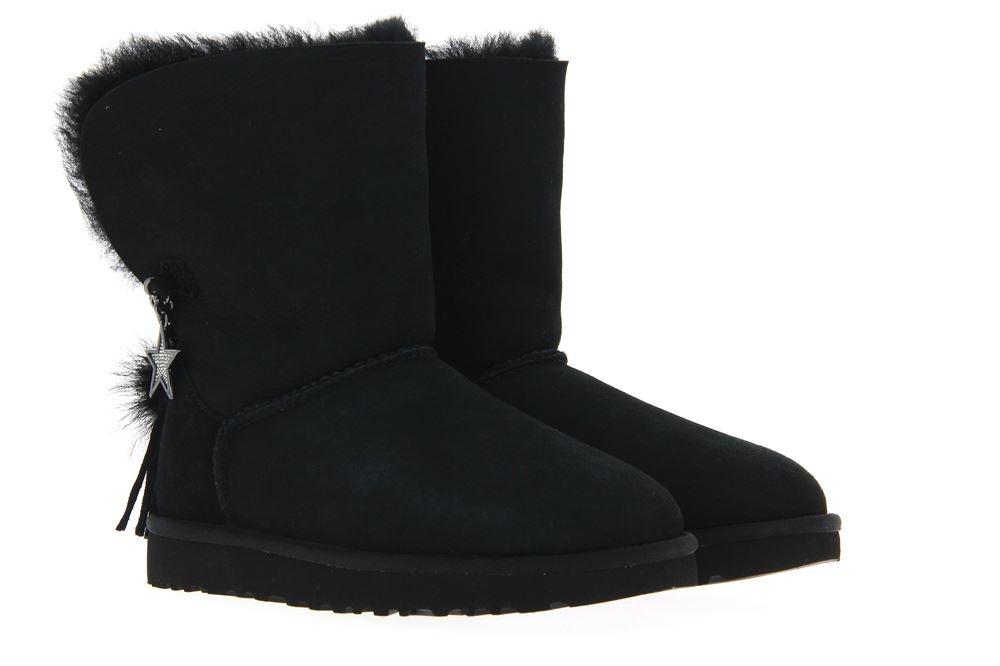 UGG Australia boots CLASSIC CHARM BOOT BLACK